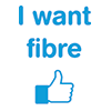 """I want Fibre!"" Facebook"